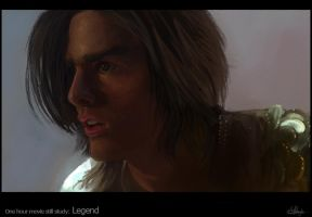 One hour movie still study: Legend by Suzanne-Helmigh