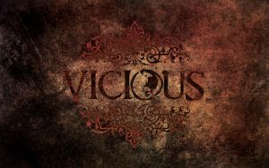 Vicious Wallpaper by StayYoungDesign