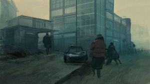 1hr Study - Children Of Men 03 by tobiee