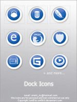 Smk Dock icons by sm0kiii