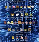 Digimon Tribute 2.0 by digi-kingdom-fantasy