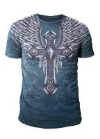 MMA Design - Wings of Faith by Oblivion-design