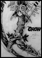 Crow - Bakuman by YochanArt