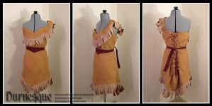 Pocahontas Dress by Durnesque
