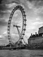 London Eye by little-billie