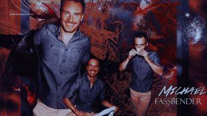 Michael Fassbender wallpaper 02 by HappinessIsMusic