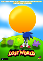 Phychostarian Lost World Promo Poster by CreativeArtist-Kenta