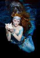 Atlantis Mermaid - Underwater by ImaginaryCostume