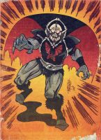 Hordak Colors by MattKaufenberg