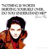 This quote, will save you. by The-MCR-Fan-Club