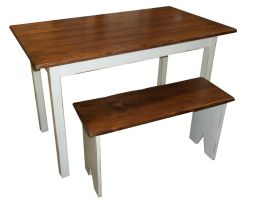 Table and Bench by specialoftheweek