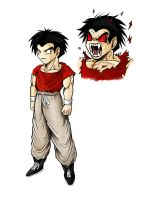 NS Krillin's Design by GT18