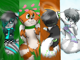 :CE: All The Seasons by sherbi