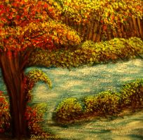 Autumn view by zhaleh