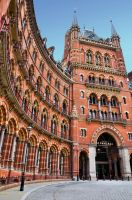 The St Pancras Hotel by roodpa