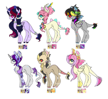 MLP Discord Ship Adopts OTA 3 (CLOSED!) by TearyIris