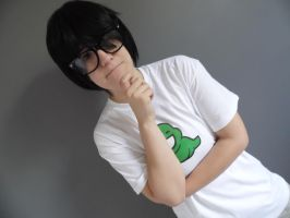 John Egbert - Lost in thought by TheBrokenxDream