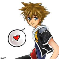 Sora-L.O.V.E. by Sukesha-Ray