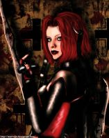 BloodRayne by Marrylie