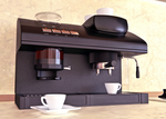 coffee machine by mission-vao