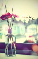 Love is blue by M-Twins