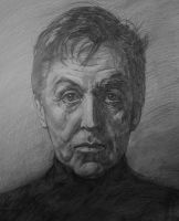 Paul McCartney maybe? by staroksi