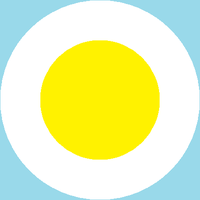 Trip Ring 40 (Daisy/Fried Egg) by Trapped-Echoes