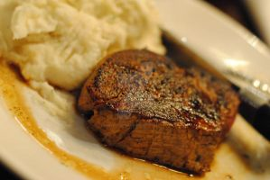 Steak Filet by MaePhotography2010