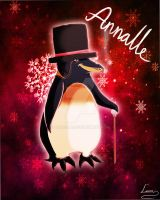 Mr Penguin by Loorelai