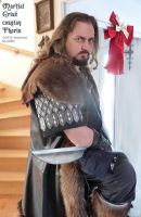 Thorin Cosplay with Martial Grise by Damiane