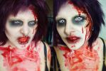 Zombeeee by itashleys-makeup