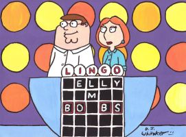 Peter and Lois on Lingo by DJgames