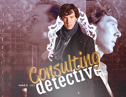 Consulting Detective by MarsTrio