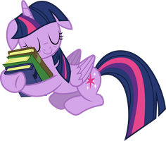 Adorkable Twilight Sparkle by 90Sigma