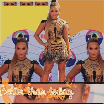 Blend Better {TCA2012 DemiPinkVato} by PauEdiitions