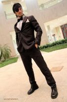 NEW Tuxedo Snake - Cosplay Metal Gear Solid by LC by LeonChiroCosplayArt