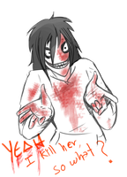 Jeff the Killer by Assassins-C