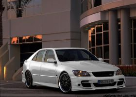 Lexus IS300 v2 by apexi957