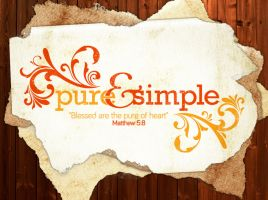 Pure and Simple by ti-DESIGN