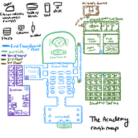 Academy Floorplans by pettyartist