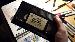 Speed Racer VHS Tape by newyorkx3