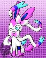 Ken, my Sylveon by DrChillRoach