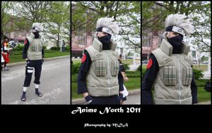 Kakashi Hatake cosplay by Suki-Cosplay