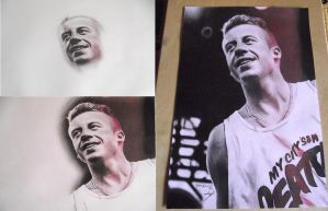 wip macklemore! by SamAnimeMangaFR