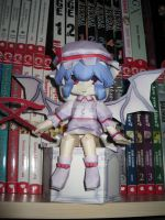 Papercraft Remilia by Rika-strife