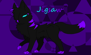 :RQ: Jigsaw *plus first speedpaint :D* by XxSkelly-BooxX