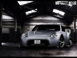 AM-nissan 370Z by adrianmolina