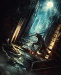 Lycan Fallout_PT1 by AlexRaspad