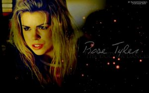 Rose Tyler by BloodyDeath11