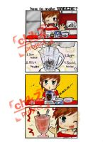 how to make a milk shake?? by t3nshi